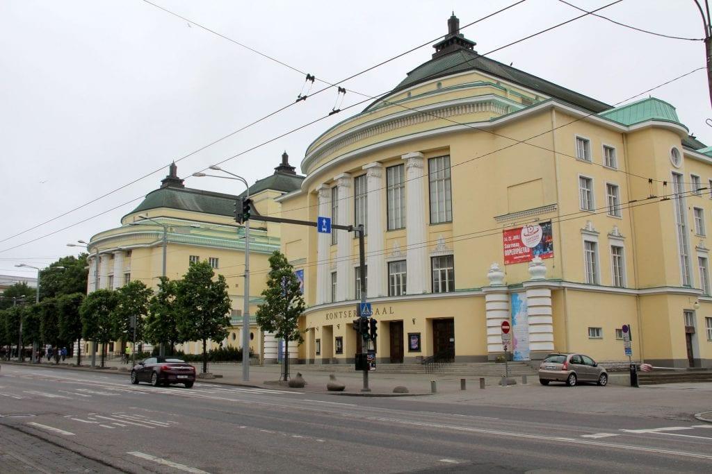 National Opera Tallinn