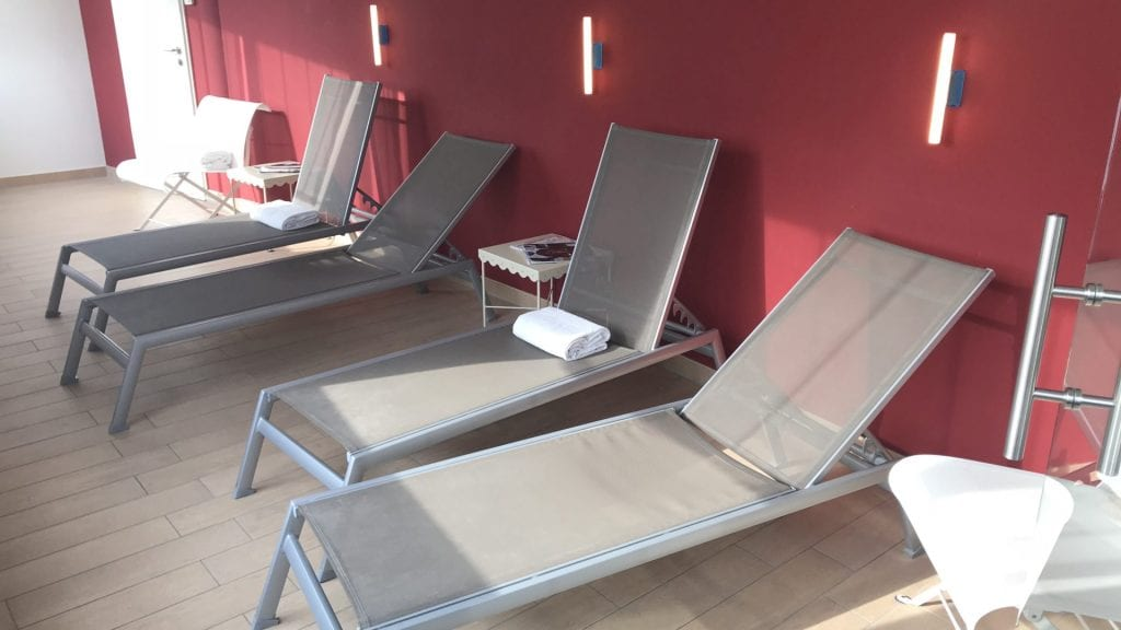 Novotel Hamburg City Alster Wellness