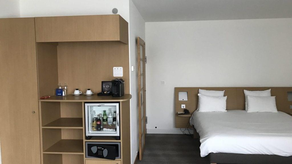 Novotel Hamburg City Alster Zimmer 2