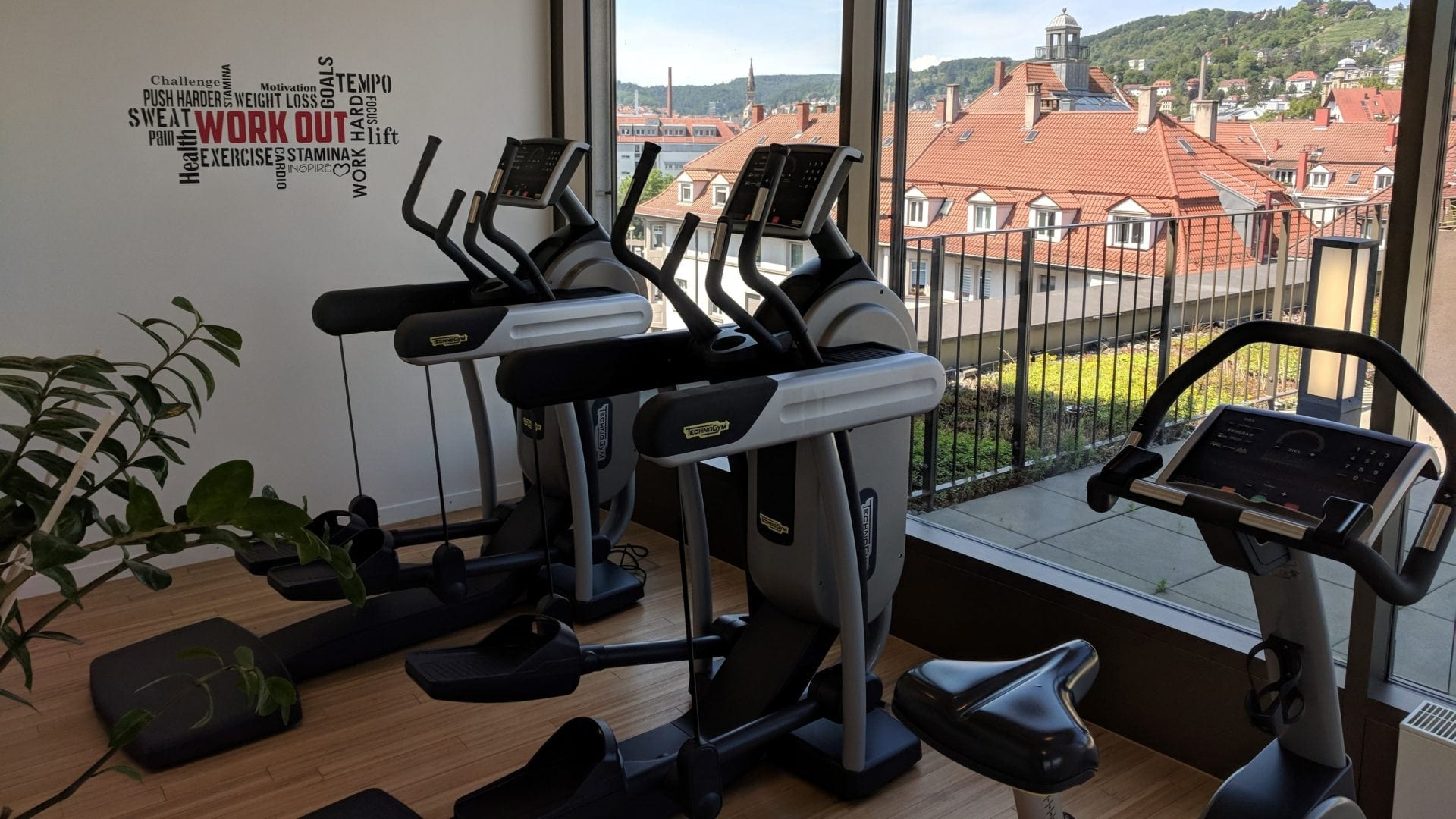 Park Inn Stuttgart Gym (2)