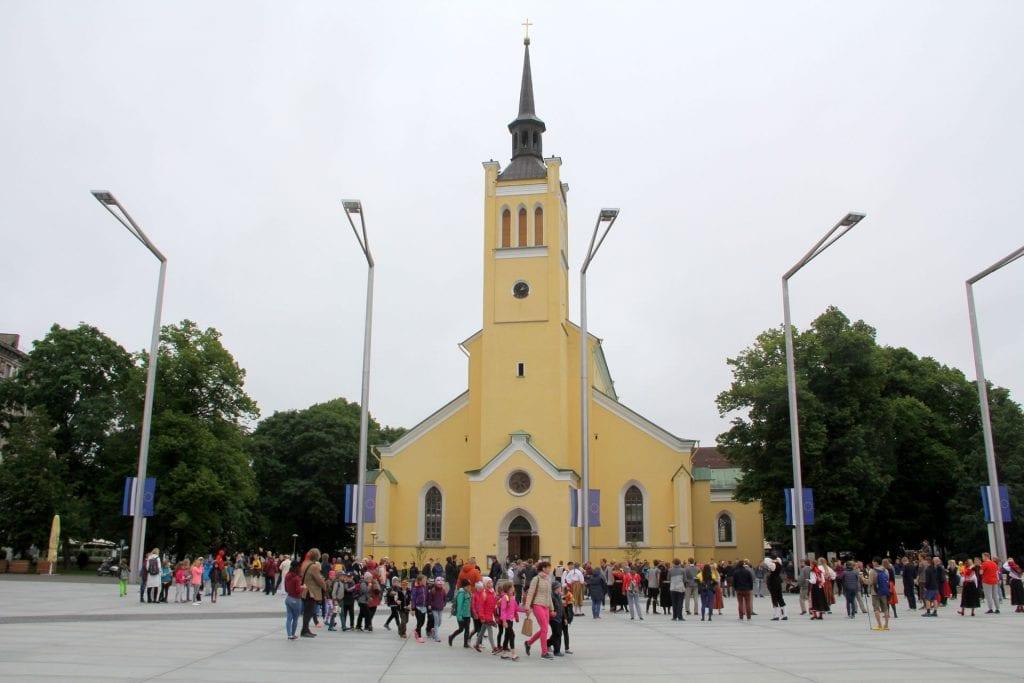 St. John's Church Tallinn