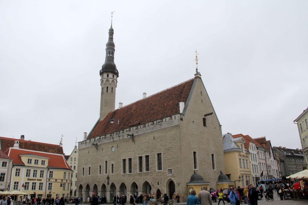 Tallinn Town Hall