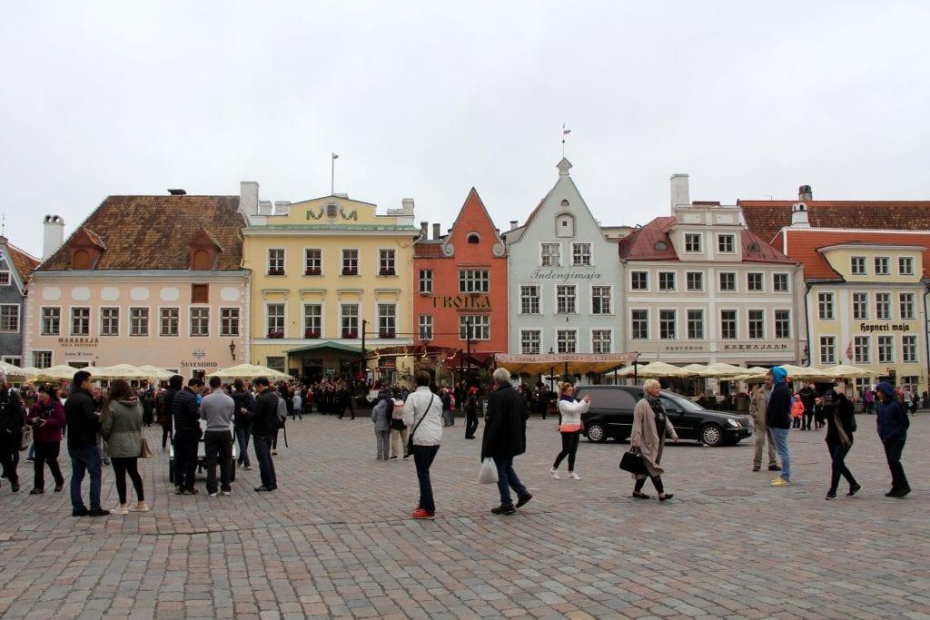 Tallinn Town Hall Square 3