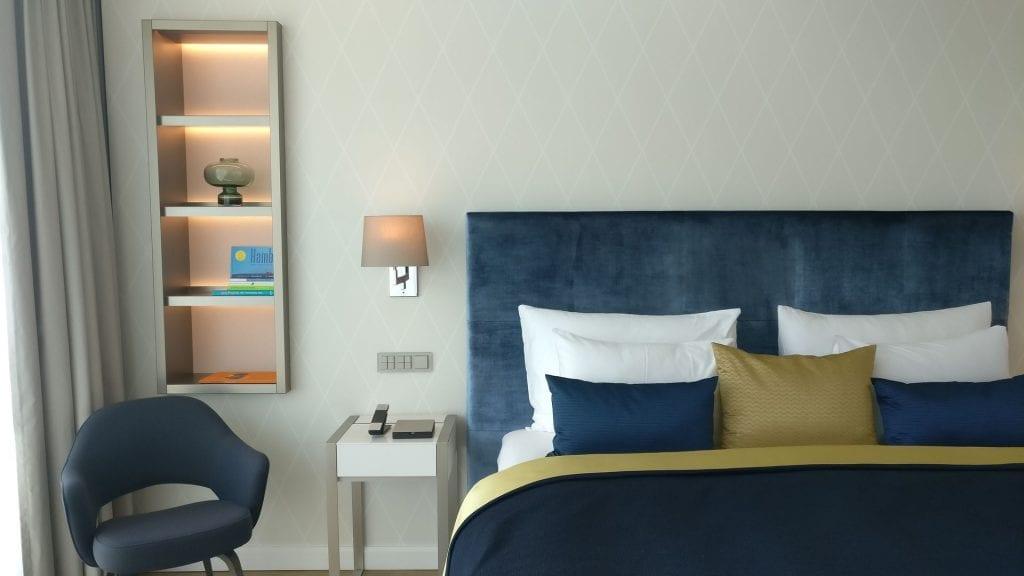 The Fontenay Hamburg Deluxe Room 10