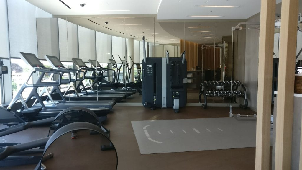 The Fontenay Hamburg Gym 2