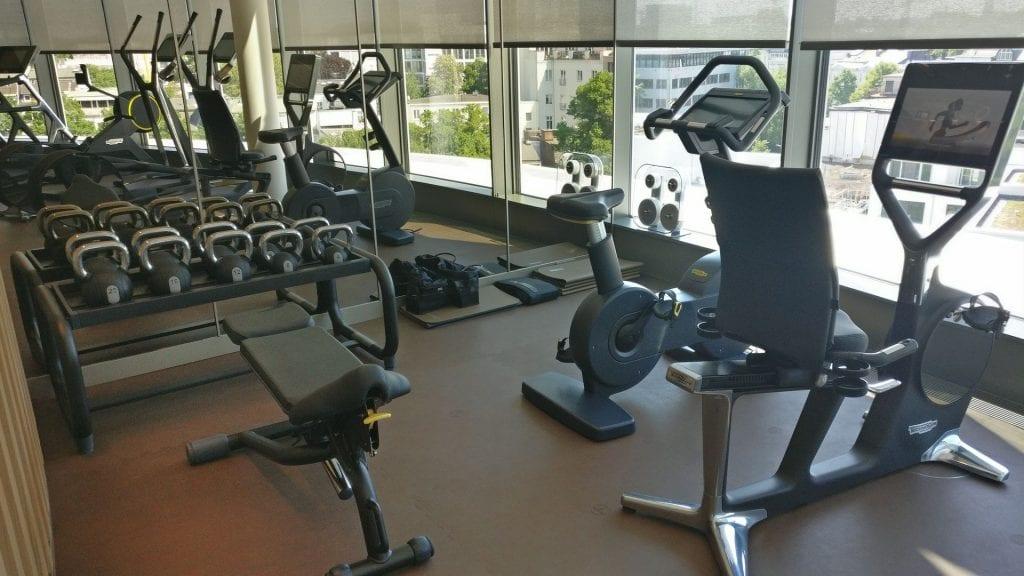 The Fontenay Hamburg Gym 4