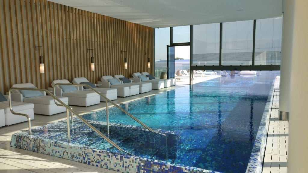 The Fontenay Hamburg Pool 10