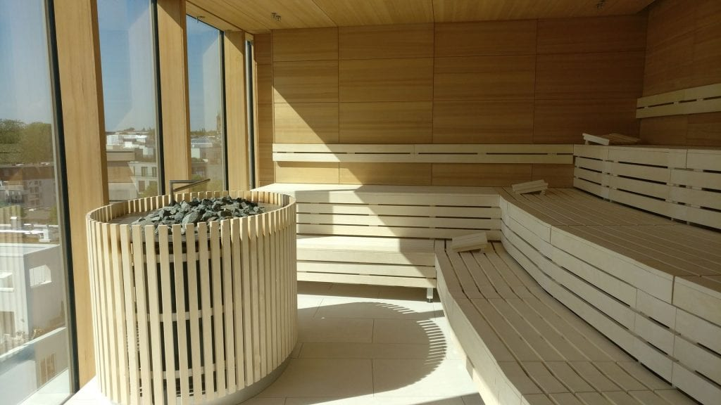 The Fontenay Hamburg Sauna 2