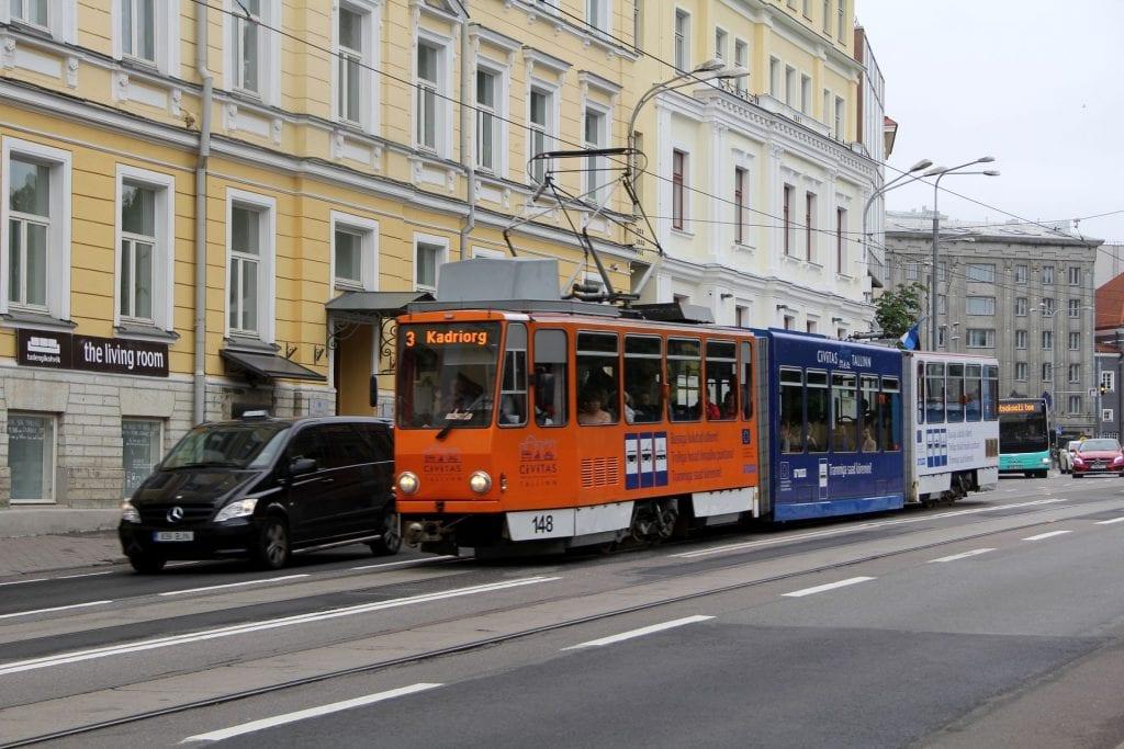 Tram Tallinn