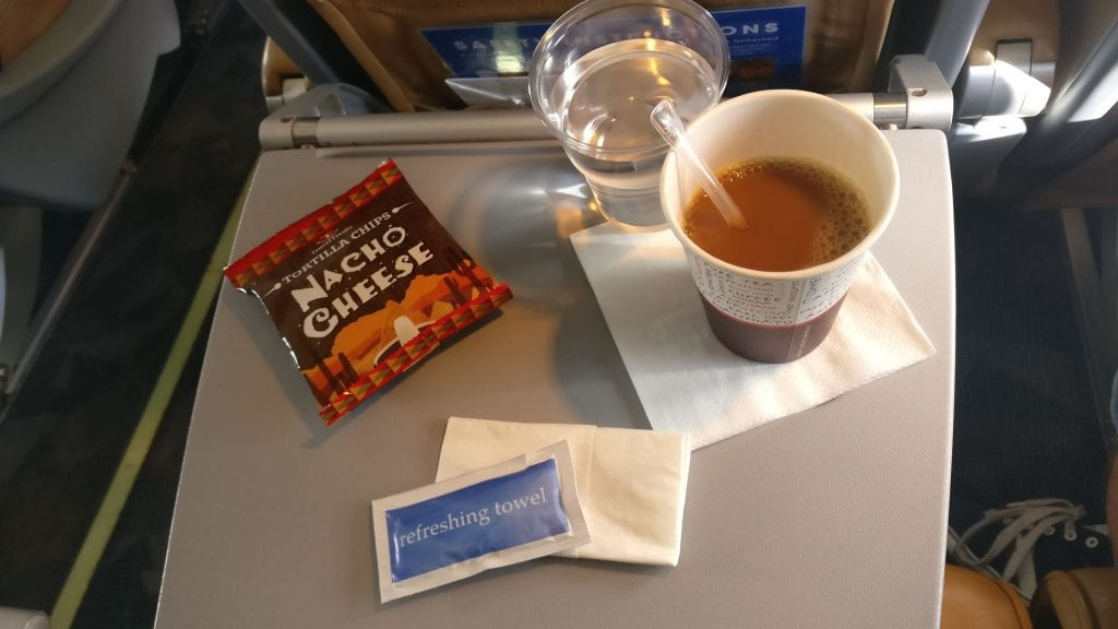 VLM Airlines Snack