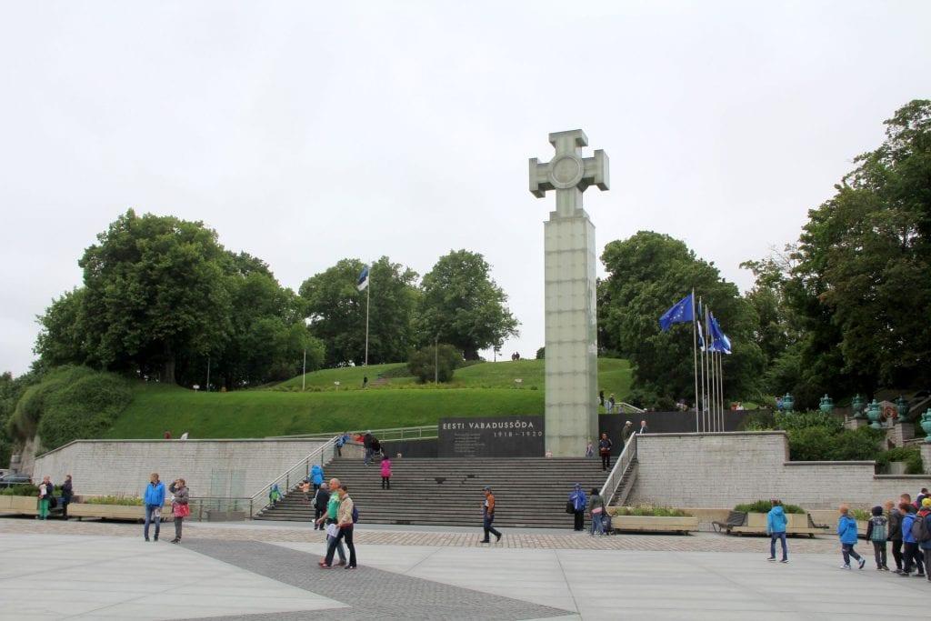 War of Independence Monument Tallinn