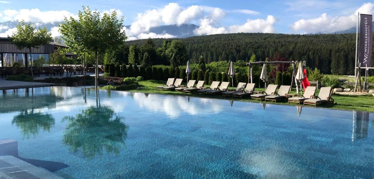Winklerhotel Sonnenhof Pool 1