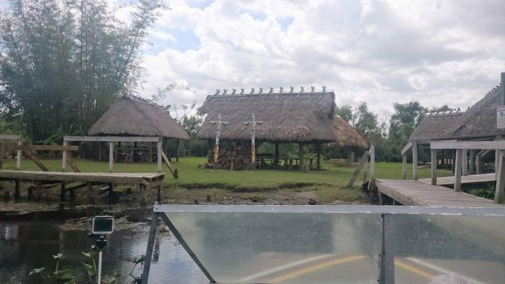 everglades national park indianer dorf