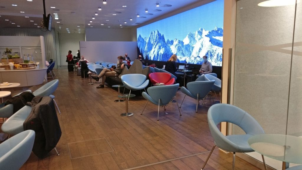 Austrian Business Lounge Wien