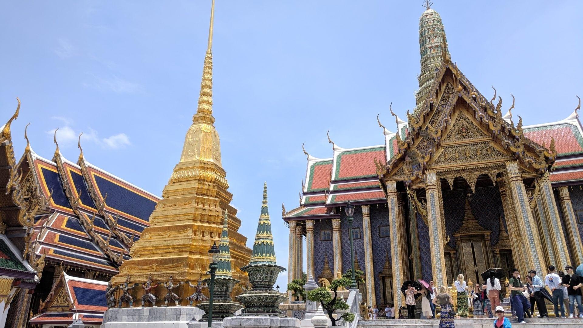 Bangkok Tempel