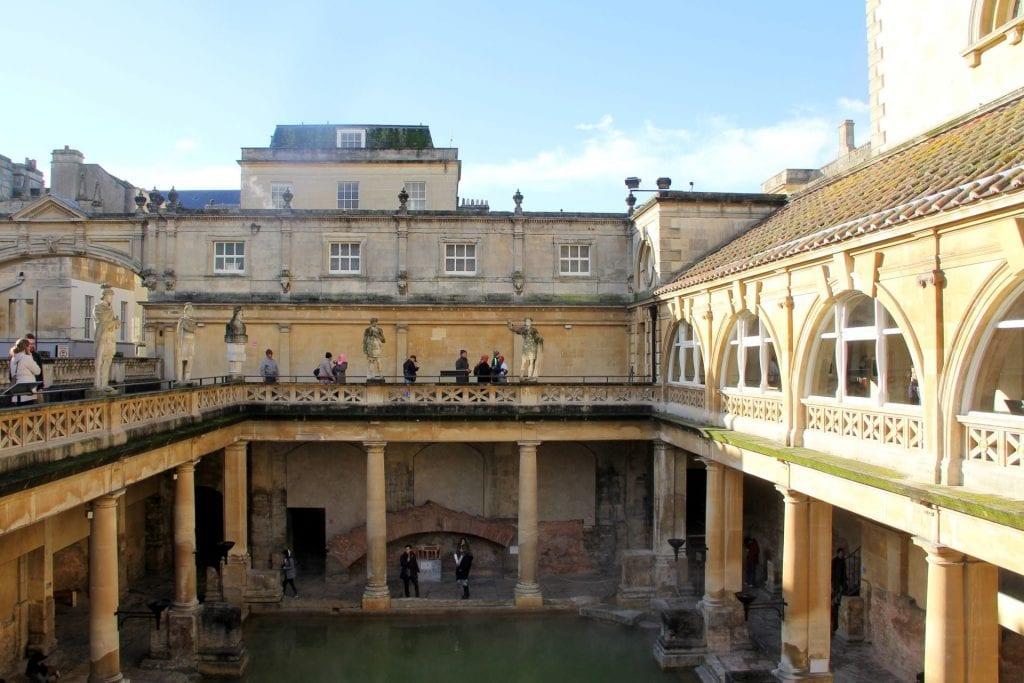 Bath Römische Bäder