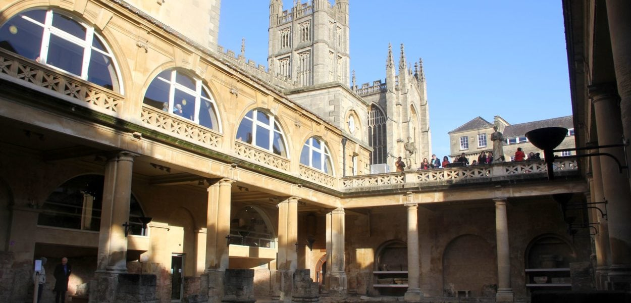 Bath Römische Bäder 2