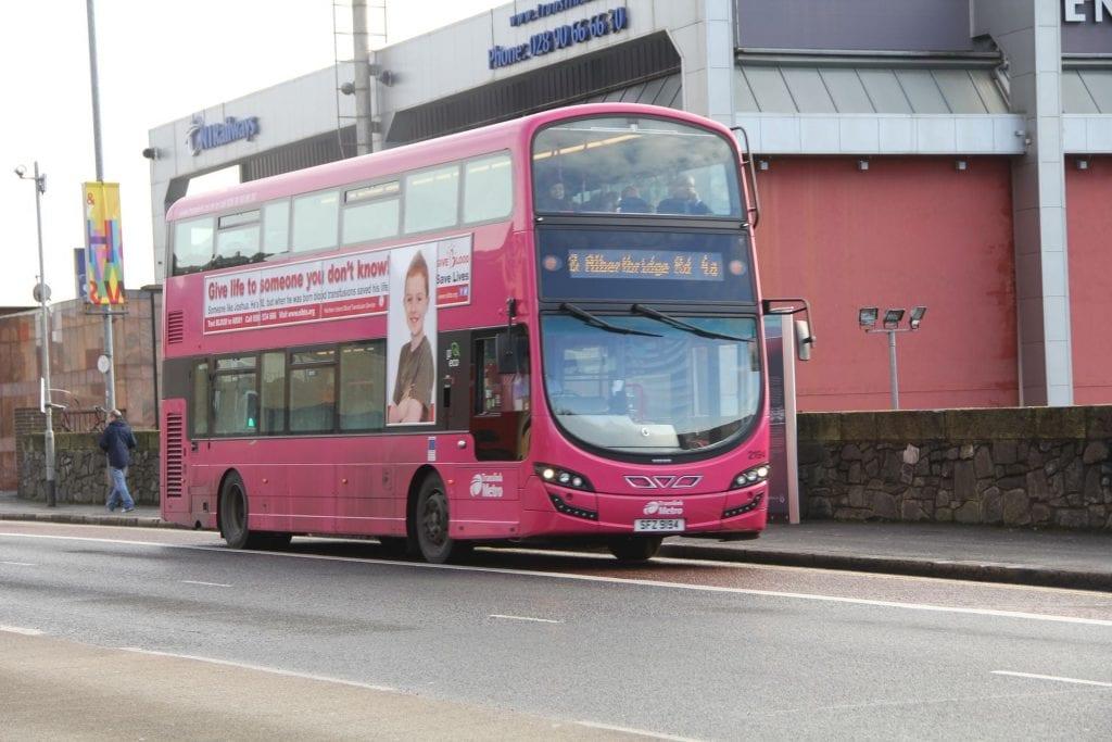 Belfast Bus