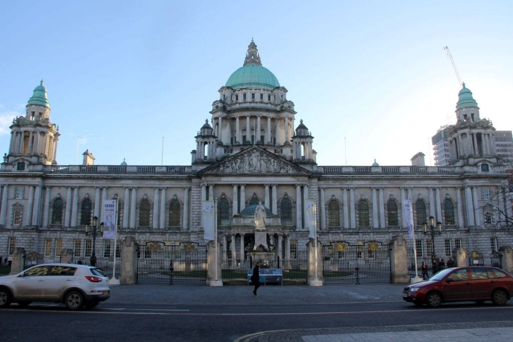Belfast City Hall 4