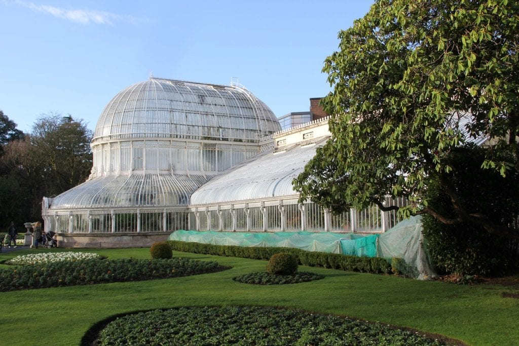 Belfast Palm House