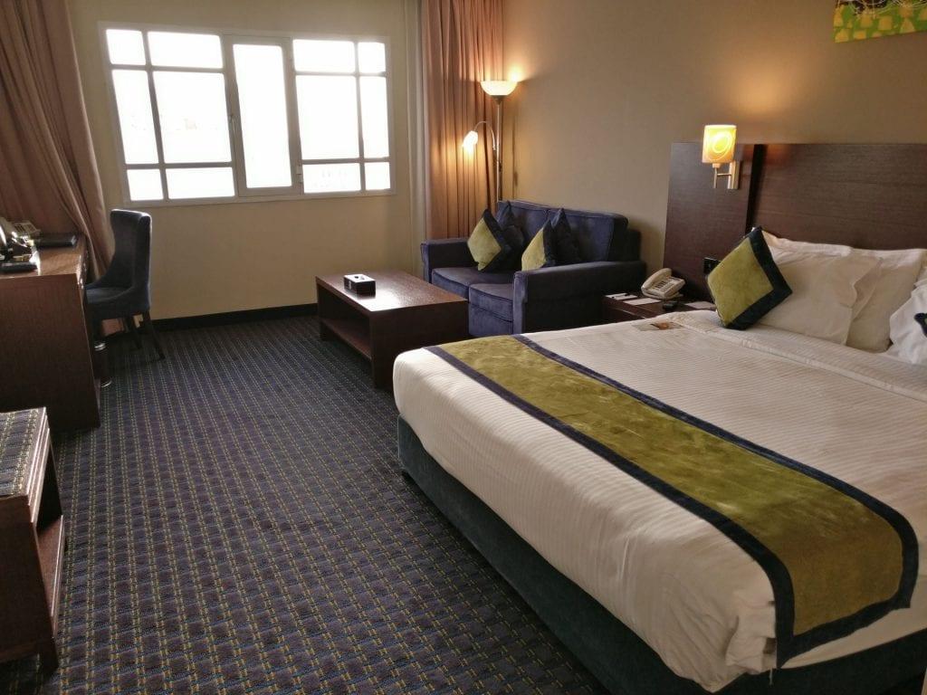 Best Western Premier Muscat City View Room 3