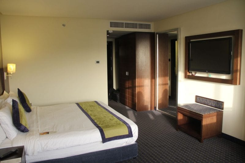Best Western Premier Muscat City View Room