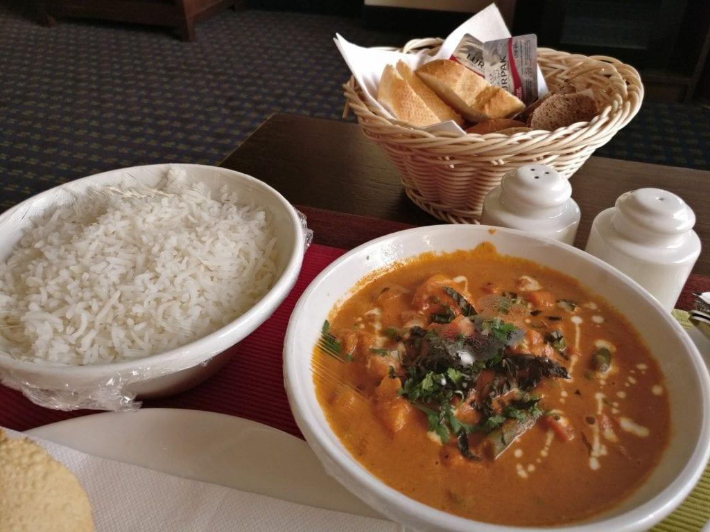Best Western Premier Muscat Dinner 4