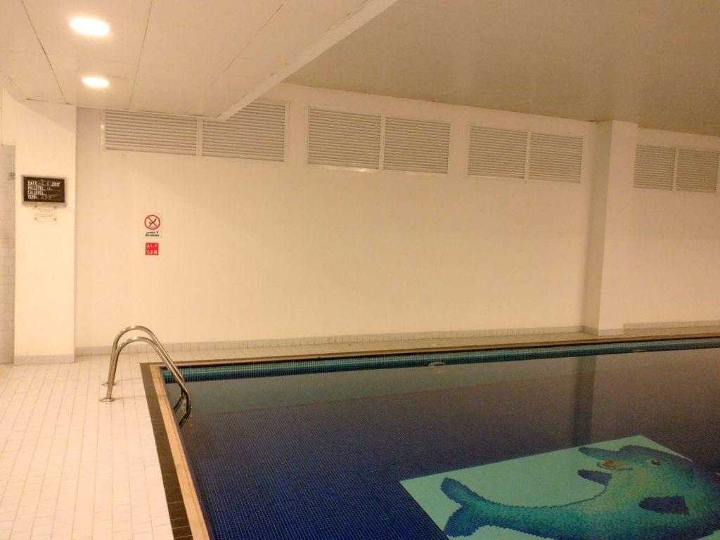 Best Western Premier Muscat Pool