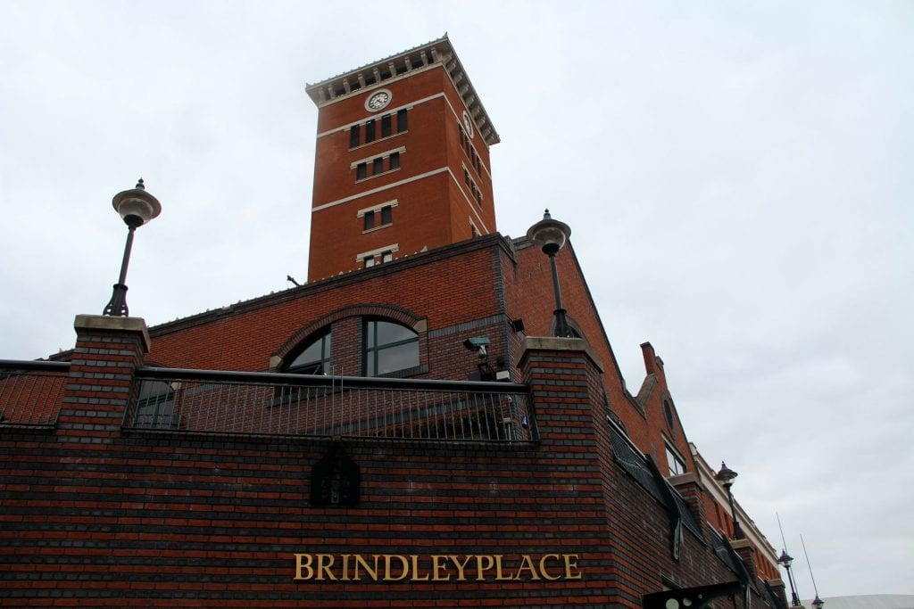 Birmingham Brindleyplace