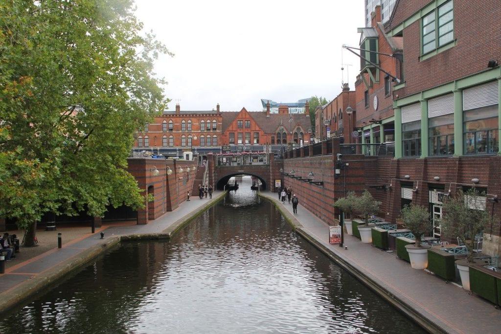 Birmingham Brindleyplace 2