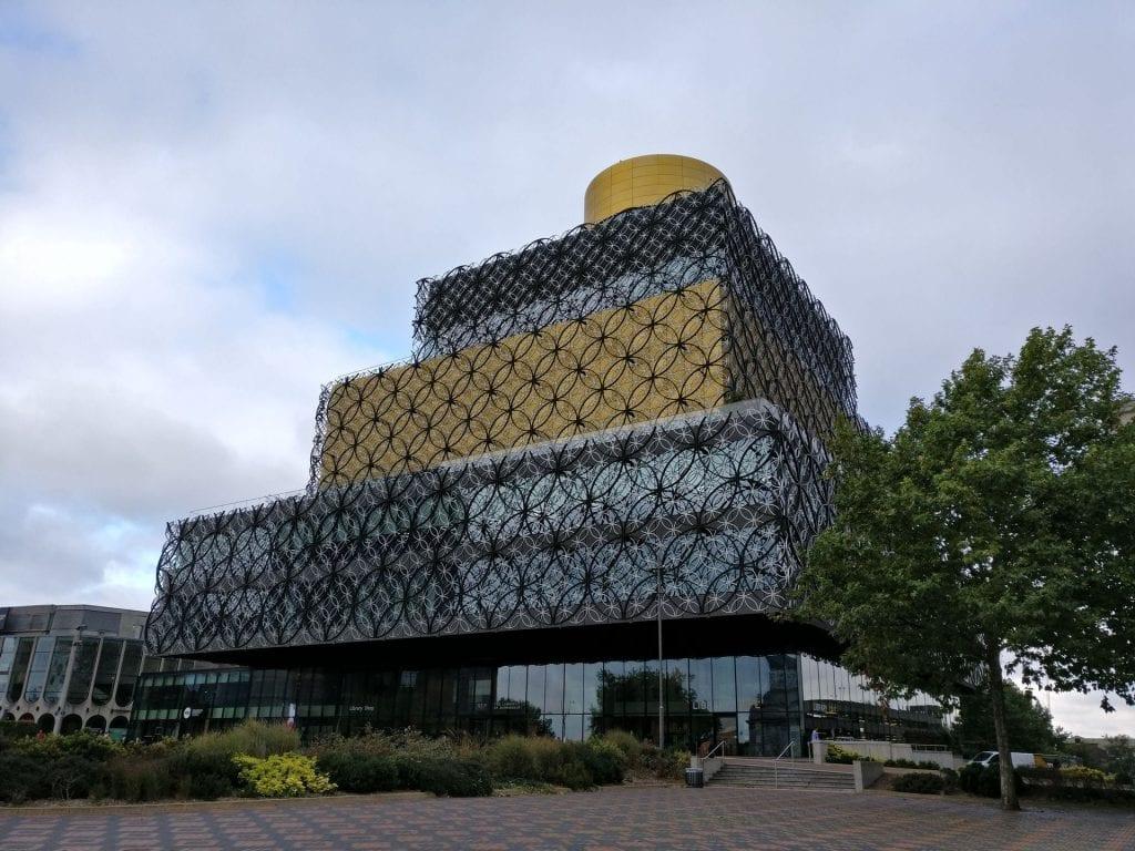 Birmingham Innenstadt 3