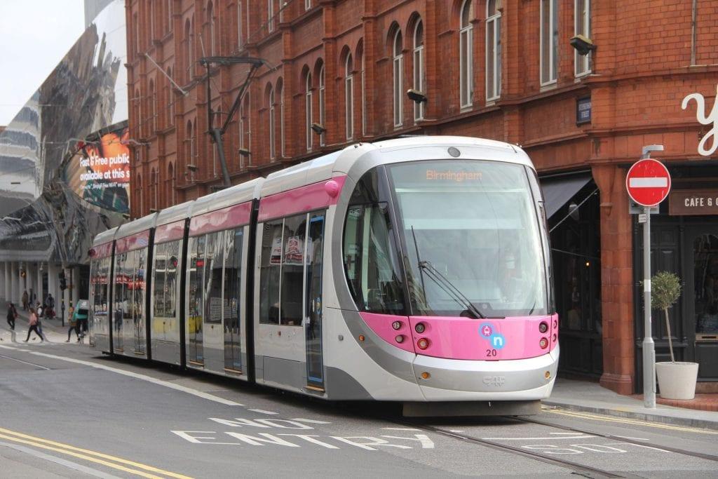 Birmingham Metro