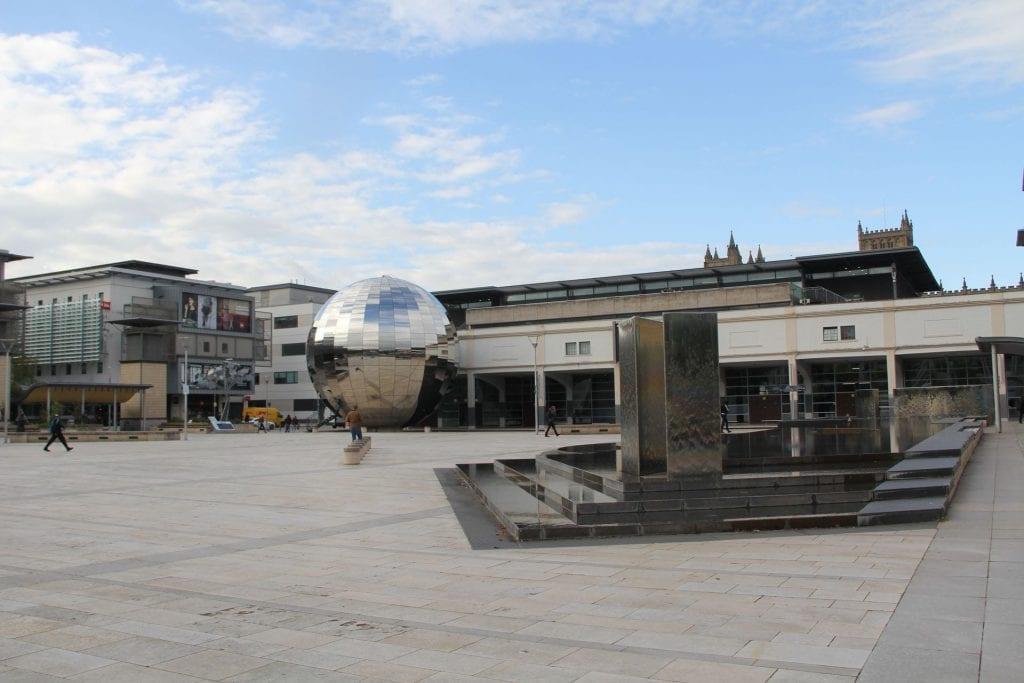 Bristol At Bristol Science Centre