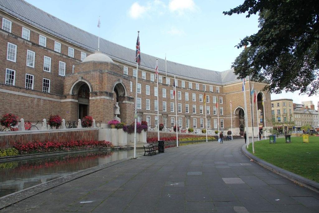 Bristol City Hall 2