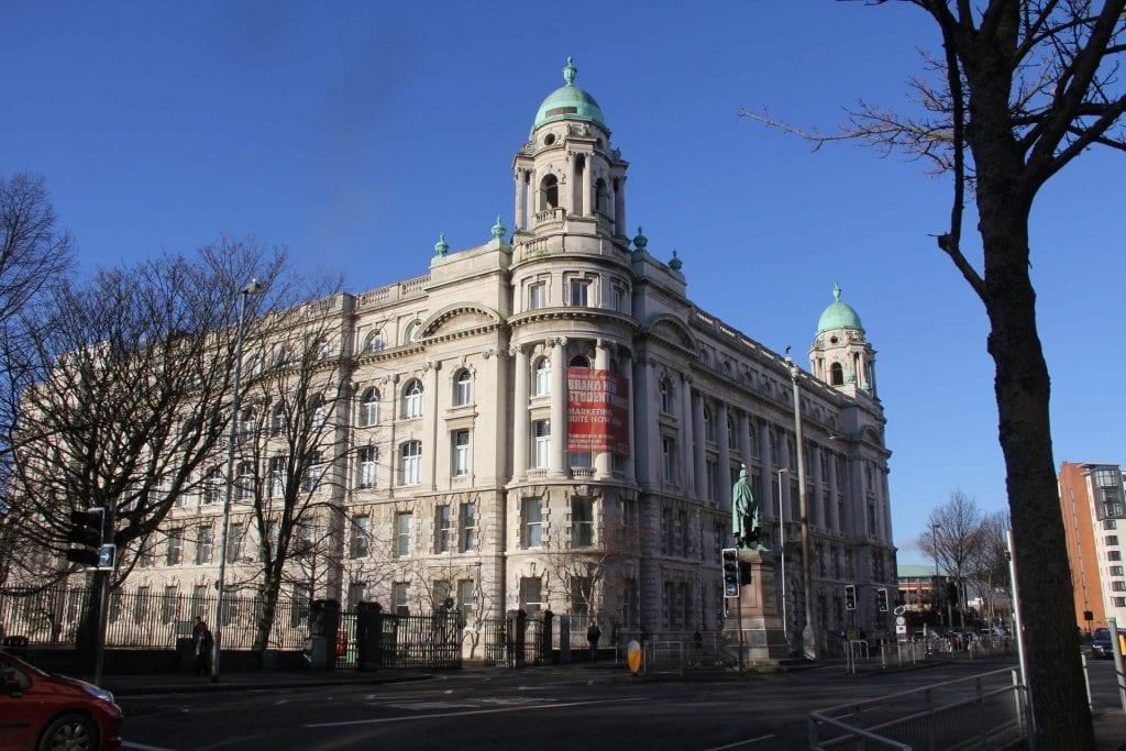 Building Belfast