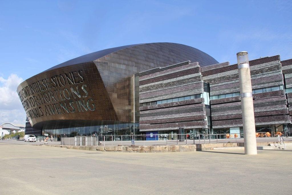 Cardiff Bay Millennium Centree