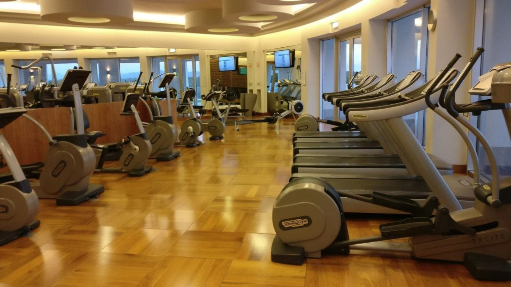 Conrad Algarve Fitness