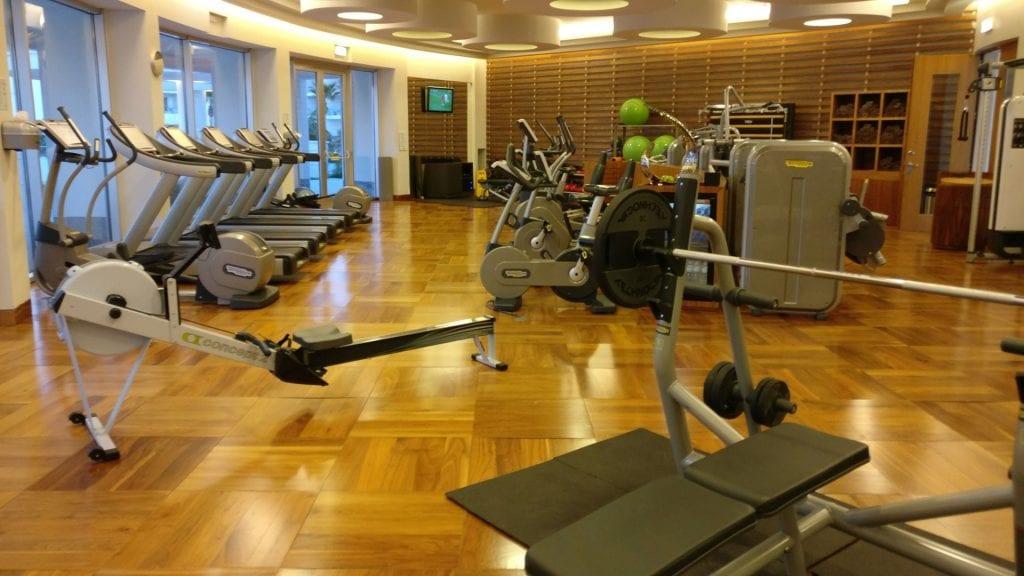 Conrad Algarve Fitness 2