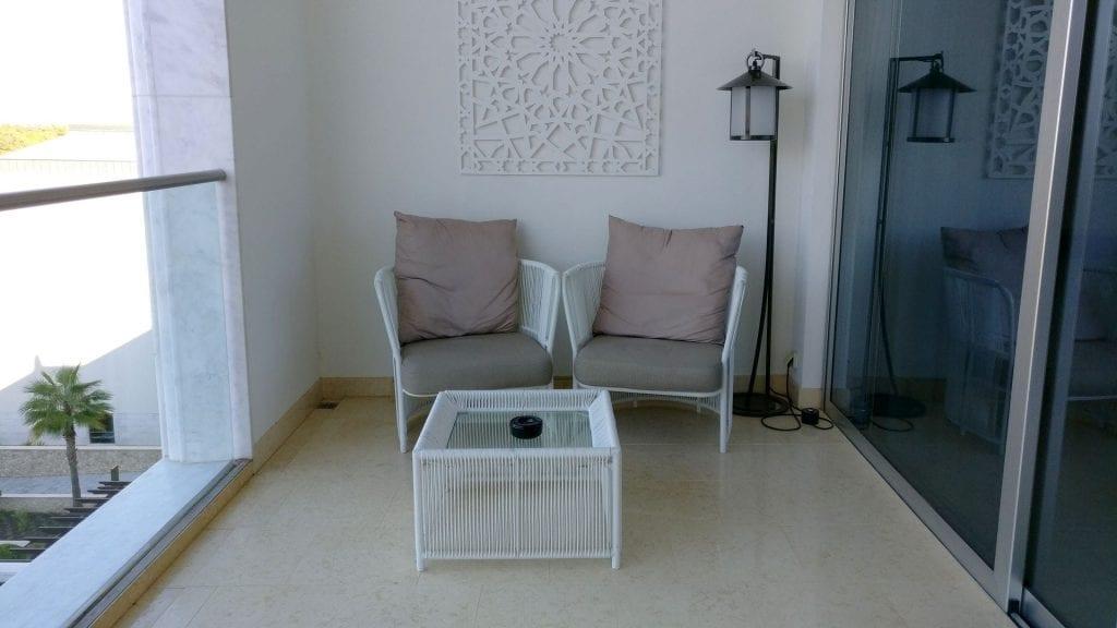 Conrad Algarve Grand Deluxe Room Balcony 2