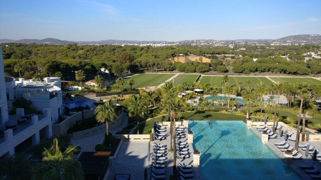Conrad Algarve Grand Deluxe Room View
