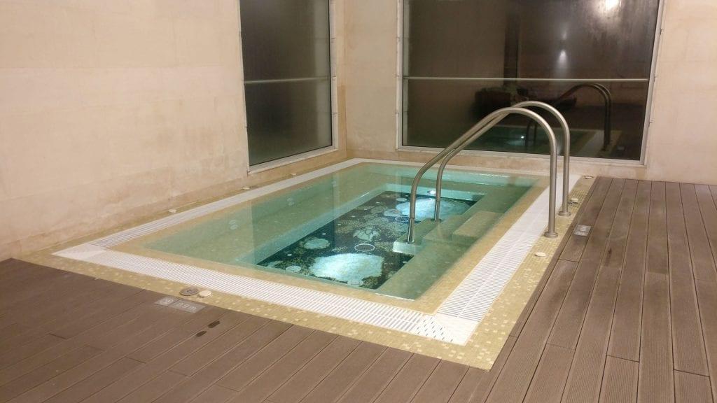 Conrad Algarve Indoor Pool 2
