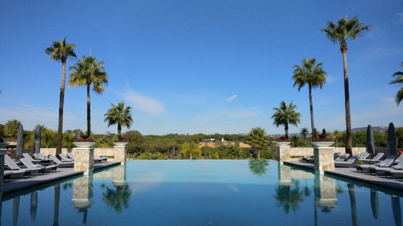 Conrad Algarve Outdoor Pool 4