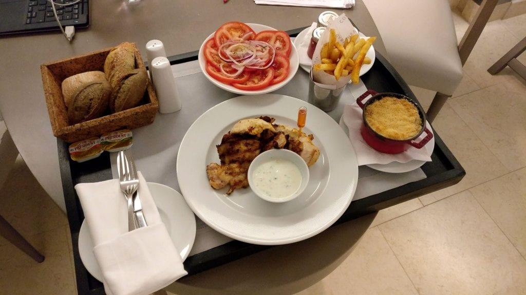Conrad Algarve Room Service