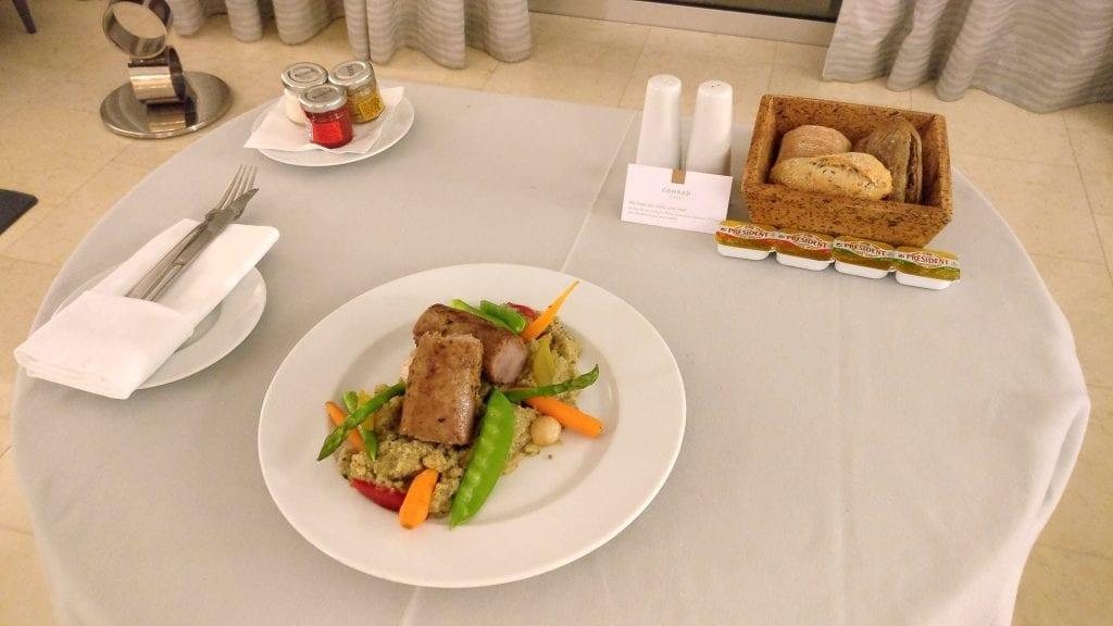 Conrad Algarve Room Service 2