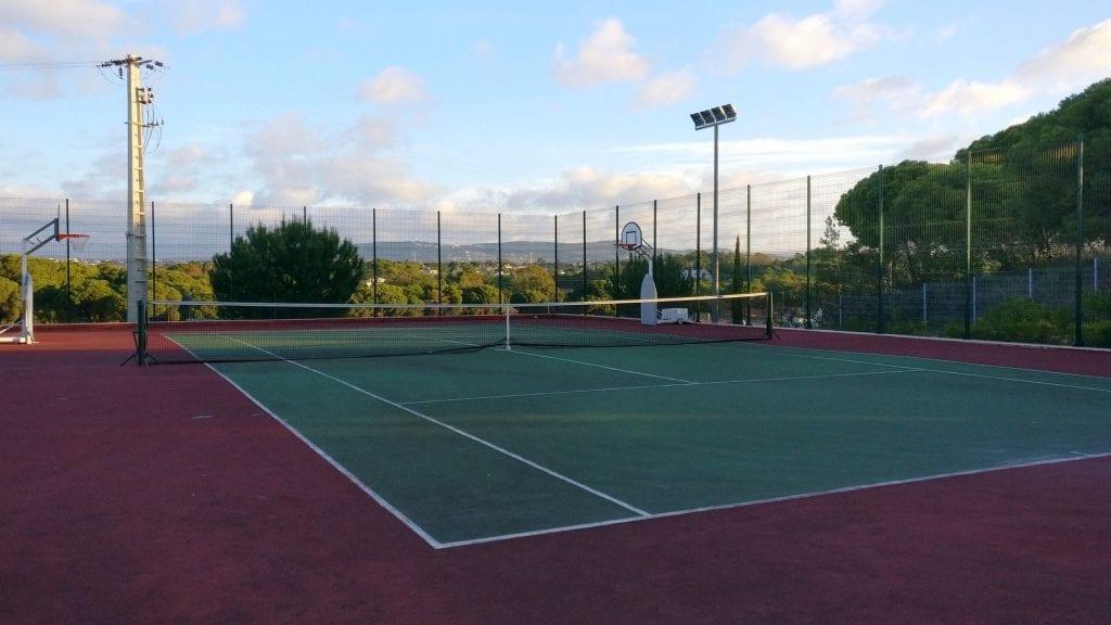 Conrad Algarve Tennis