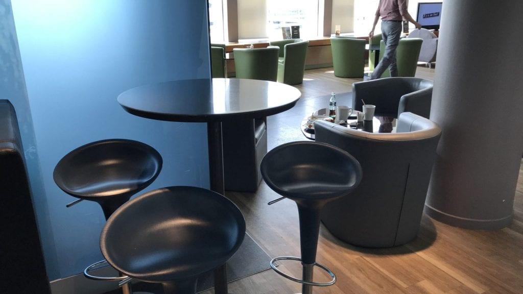 Diamond Lounge Bruessel – Sitzplatz 4