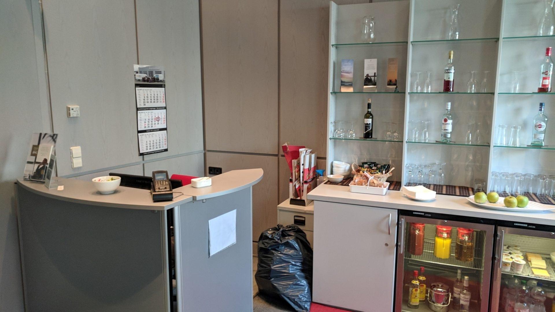 Elli Beinhorn Lounge Stuttgart Empfang