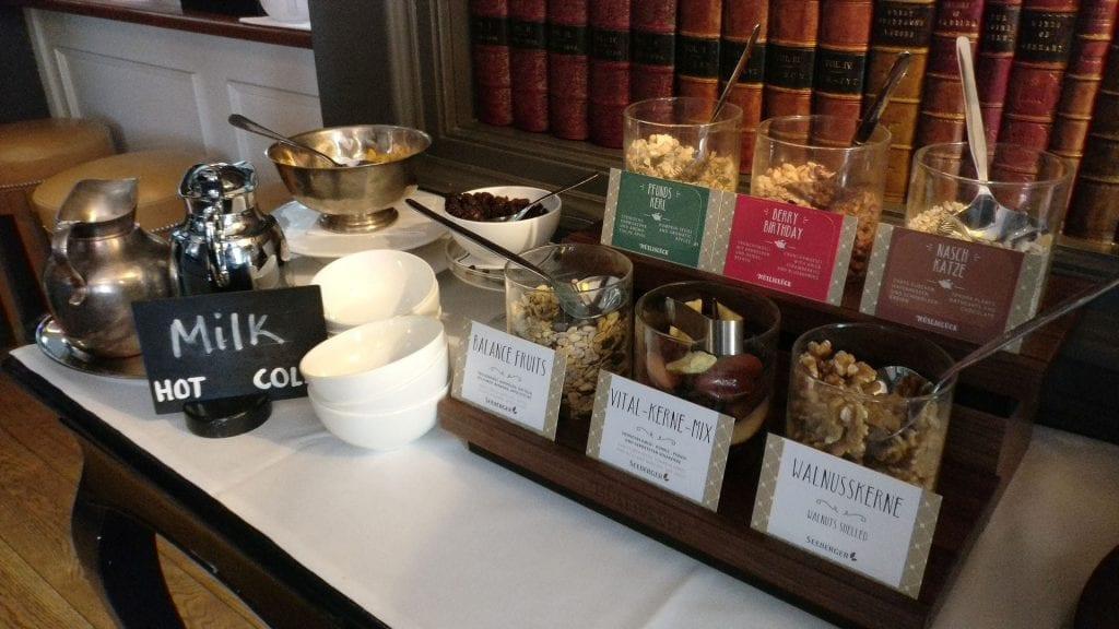 Heidelberg Suites Boutique Hotel Breakfast 5