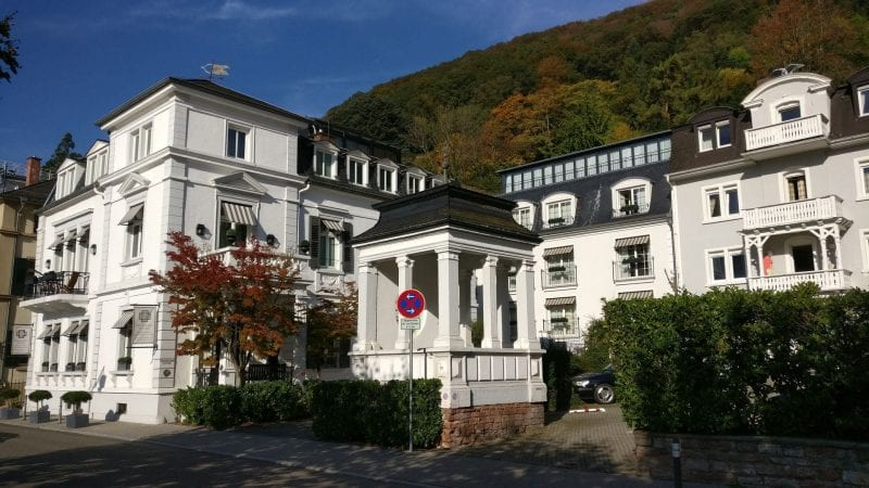 Heidelberg Suites Boutique Hotel Exterior