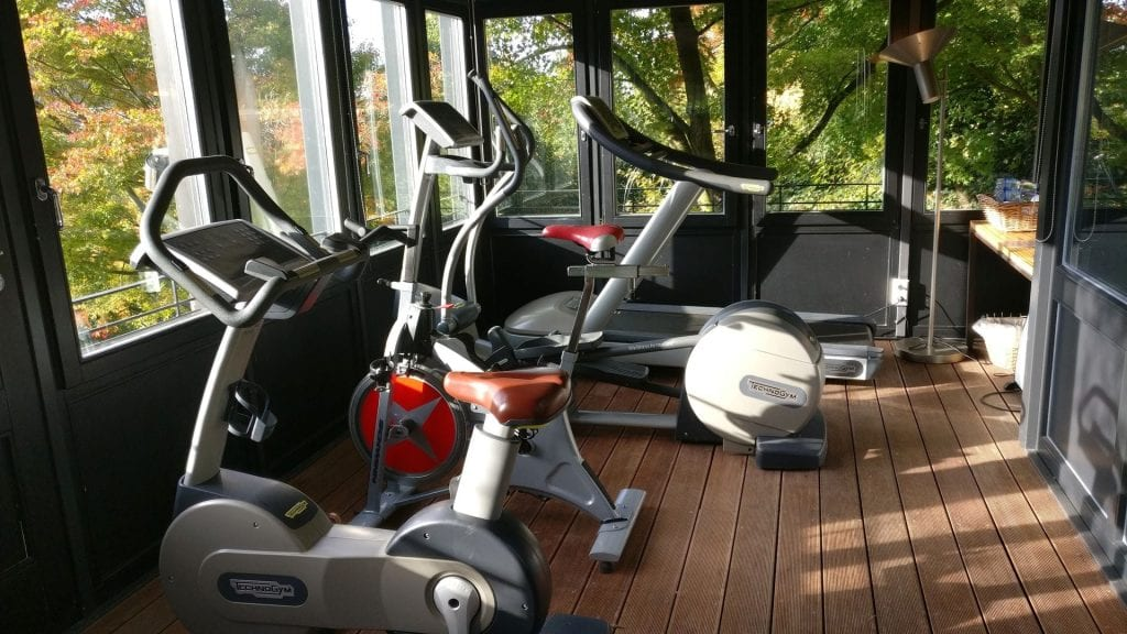 Heidelberg Suites Boutique Hotel Gym 2